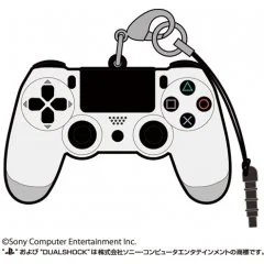 PLAYSTATION FAMILY MARK RUBBER STRAP: DUALSHOCK 4 Cospa