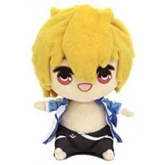 FREE! -ETERNAL SUMMER- PLUSH: CHOKONTO FRIENDS 4 HAZUKI NAGISA Sol International