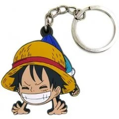 ONE PIECE TSUMAMARE KEYCHAIN: LUFFY CHILDHOOD VER. (RE-RUN) Cospa