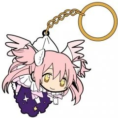 PUELLA MAGI MADOKA MAGICA THE MOVIE PART 3 REBELLION TSUMAMARE KEY RING: ULTIMATE MADOKA (RE-RUN) Cospa