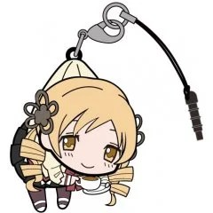 PUELLA MAGI MADOKA MAGICA THE MOVIE PART 3 REBELLION TSUMAMARE STRAP: TOMOE MAMI SCHOOL UNIFORM VER. (RE-RUN) Cospa