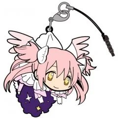 PUELLA MAGI MADOKA MAGICA THE MOVIE PART 3 REBELLION TSUMAMARE STRAP: ULTIMATE MADOKA (RE-RUN) Cospa