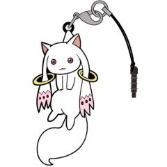 PUELLA MAGI MADOKA MAGICA THE MOVIE PART 3 REBELLION TSUMAMARE STRAP: KYUBEY (RE-RUN) Cospa