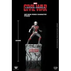 KING ARTS FORMAT FIGURE SERIES: ANT MAN POSED CHARACTER King-Arts