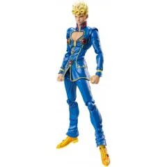 SUPER FIGURE ACTION JOJO'S BIZARRE ADVENTURE PART V NO. 79: GIORNO GIOVANNA SECOND (RE-RUN) Medicos Entertainment