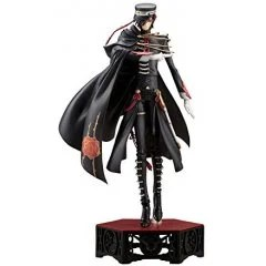ARTFX J CODE GEASS LELOUCH OF THE REBELLION R2: LELOUCH CODE BLACK 1ST LIVE ENCORE! VER. (RE-RUN) Kotobukiya