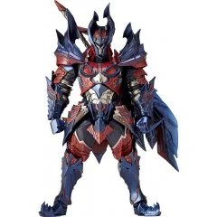 VULCANLOG 019 MONHUNREVO HUNTER: MALE SWORDSMAN GLAVENUS SERIES (RE-RUN) Union Creative