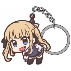 SAEKANO: HOW TO RAISE A BORING GIRLFRIEND TSUMAMARE KEYCHAIN: ERIRI SPENCER SAWAMURA FLAT VER. (RE-RUN) Cospa