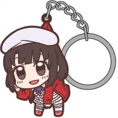 SAEKANO: HOW TO RAISE A BORING GIRLFRIEND TSUMAMARE KEYCHAIN: KATO MEGUMI CASUAL OUTFIT FLAT VER. (RE-RUN) Cospa