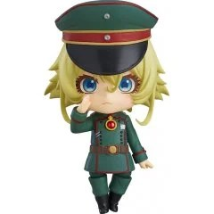 NENDOROID NO. 784 SAGA OF TANYA THE EVIL: TANYA DEGURECHAFF (RE-RUN) Good Smile