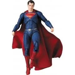MAFEX JUSTICE LEAGUE: SUPERMAN (RE-RUN) Medicom