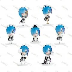 RE:ZERO KARA HAJIMERU ISEKAI SEIKATSU COLLECTION FIGURE: REM OTETSUDAI SERIES (SET OF 8 PIECES) (RE-RUN) Kadokawa Shoten