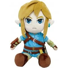 THE LEGEND OF ZELDA BREATH OF THE WILD PLUSH: LINK (S) (RE-RUN) San-ei Boeki