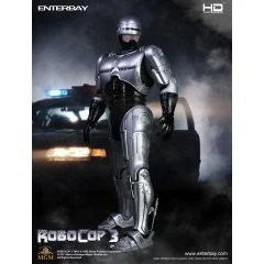 ROBOCOP 3 HD MASTERPIECE 1/4 SCALE FIGURE: ROBOCOP Enterbay