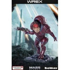 MASS EFFECT 1/4 SCALE STATUE: WREX Gaming Heads