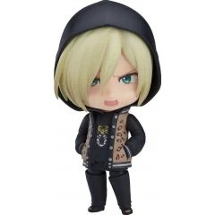 NENDOROID NO. 874 YURI!!! ON ICE: YURI PLISETSKY CASUAL VER. [GOOD SMILE COMPANY ONLINE SHOP LIMITED VER.] Orange Rouge