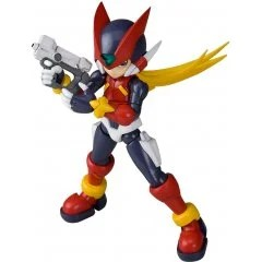 MEGA MAN ZERO 1/10 SCALE PLASTIC MODEL KIT: ZERO REPACKAGE VER. (RE-RUN) Kotobukiya