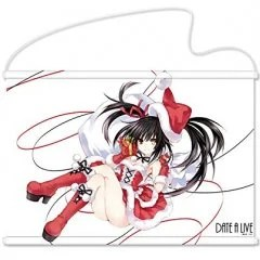 DATE A LIVE ORIGINAL EDITION B2 WALL SCROLL: KURUMI TOKISAKI SANTA VER. by Hobby Stock
