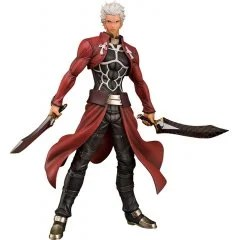 Fate/stay night [Unlimited Blade Works] 1/7 Scale Pre-Painted Figure: Archer Route Unlimited Blade Works - Aquamarine