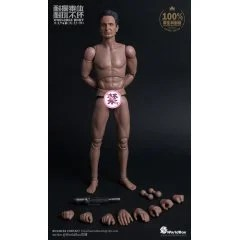 WORLD BOX DURABLE BODY 1/6 SCALE ACTION FIGURE: OLD MICHAEL - World Box