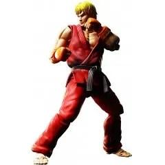 S.H.FIGUARTS STREET FIGHTER IV: KEN MASTERS - Tamashii (Bandai Toys)