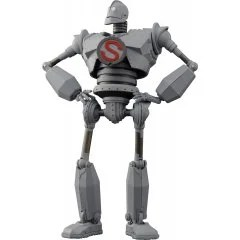 RIOBOT THE IRON GIANT 1/80 SCALE PRE-PAINTED FIGURE: THE IRON GIANT Sentinel