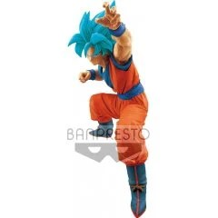 DRAGON BALL SUPER: SUPER SAIYAN GOD SUPER SAIYAN GOKU Banpresto
