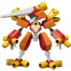 MEDAROT CHARACTER PLASTIC MODEL 1/6 SCALE PLASTIC MODEL KIT: ARCBEETLE Kotobukiya
