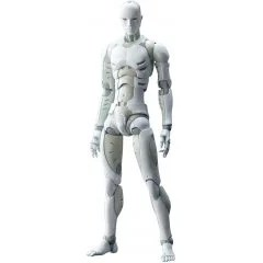 TOA HEAVY INDUSTRIES SERIES 1/12 SCALE ACTION FIGURE: SYNTHETIC HUMAN (3RD PRODUCTION) 1000Toys