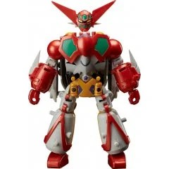 DYNAMIC CHANGE: NEW GETTER ROBO Freeing
