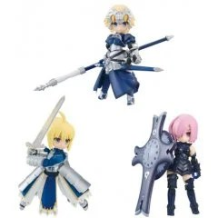 DESKTOP ARMY FATE/GRAND ORDER (SET OF 3 PIECES) Mega House