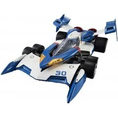 VARIABLE ACTION HI-SPEC FUTURE GPX CYBER FORMULA 1/18 SCALE FIGURE: SUPER ASURADA 01 Mega House