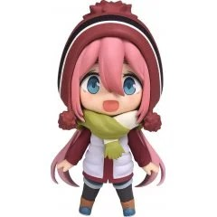 NENDOROID NO. 903 LAID-BACK CAMP: NADESHIKO KAGAMIHARA [GOOD SMILE COMPANY ONLINE SHOP LIMITED VER.] (RE-RUN) Max Factory