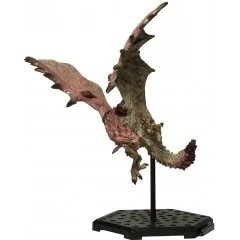 CAPCOM FIGURE BUILDER MONSTER HUNTER STANDARD MODEL PLUS VOL. 11 (SET OF 6 PIECES) Capcom