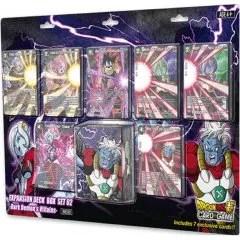 DRAGON BALL SUPER CARD GAME EXPANSION DECK BOX SET 02: DARK DEMON'S VILLAINS Tamashii (Bandai Toys)