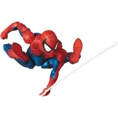 MAFEX THE AMAZING SPIDER-MAN: SPIDER-MAN (COMIC VER.) (RE-RUN) Medicom