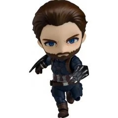 NENDOROID NO. 923 AVENGERS INFINITY WAR: CAPTAIN AMERICA INFINITY EDITION Good Smile