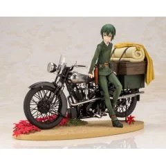 ARTFX J KINO NO TABI - THE BEAUTIFUL WORLD THE ANIMATED SERIES 1/10 SCALE PRE-PAINTED FIGURE: KINO [FIRST PRESS LIMITED EDITION] Kotobukiya
