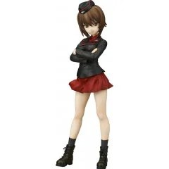 GIRLS UND PANZER DER FILM 1/7 SCALE PRE-PAINTED FIGURE: NISHIZUMI MAHO QuesQ