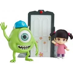 NENDOROID NO. 921-DX MONSTERS INC.: MIKE & BOO SET: DX VER. Good Smile