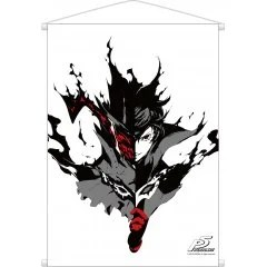 PERSONA 5 WALL SCROLL armabianca