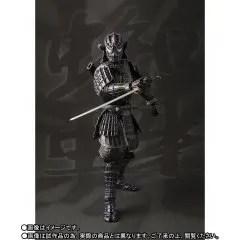 ULTIMATE SPIDER-MAN MEISHO MANGA REALIZATION: ONIMITSU BLACK SPIDER-MAN Tamashii (Bandai Toys)