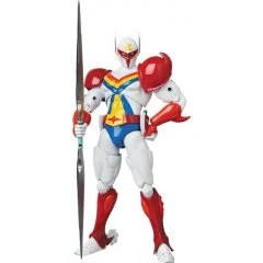 MEGA HERO 1/12 SCALE ACTION FIGURE: TEKKAMAN - THE SPACE KNIGHT Medicom