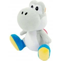 SUPER MARIO ALL STAR COLLECTION PLUSH: AC50 WHITE YOSHI (SMALL) San-ei Boeki