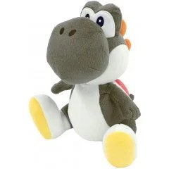 SUPER MARIO ALL STAR COLLECTION PLUSH: AC51 BLACK YOSHI (SMALL) San-ei Boeki