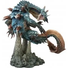 CAPCOM FIGURE BUILDER CREATERS MODEL MONSTER HUNTER: LAGIACRUS VER. Capcom