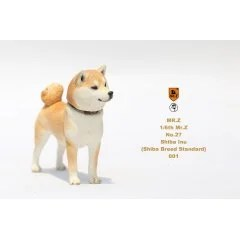 MR.Z 1/6 SCALE ANIMAL MODEL: JAPANESE SHIBA INU 001 Mr.Z