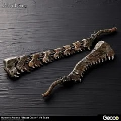 BLOODBORNE 1/6 SCALE WEAPON: HUNTER'S ARSENAL BEAST CUTTER Gecco