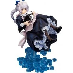 FULL METAL PANIC! INVISIBLE VICTORY 1/7 SCALE PRE-PAINTED FIGURE: TELETHA TESTAROSSA MAID VER. Alter