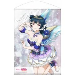 LOVE LIVE! SUNSHINE!! B2 WALL SCROLL: TSUSHIMA YOSHIKO ANGEL EDITION VER. (RE-RUN) Cospa